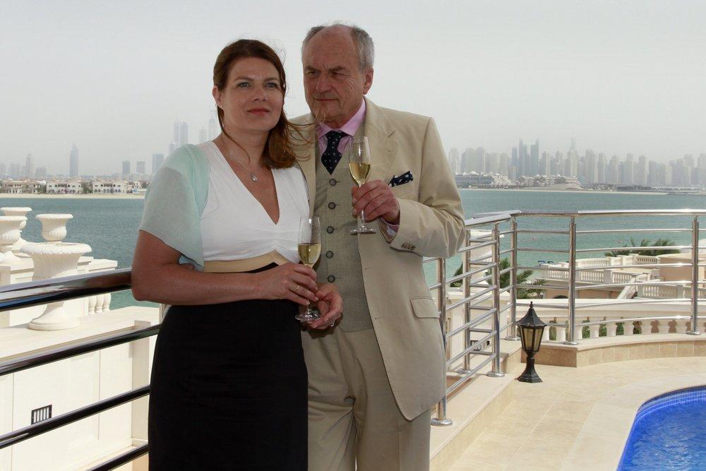 Crociere di nozze Dubai film dove è girato
