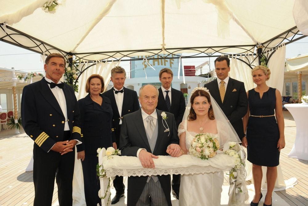 Crociere di nozze Dubai film finale
