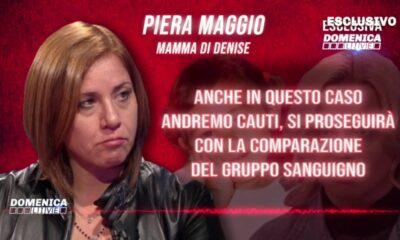 Domenica Live audio Piera Maggio