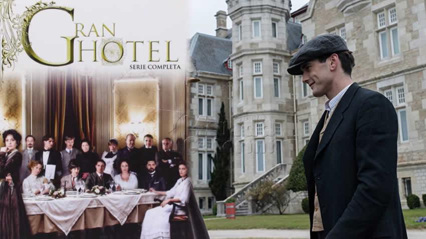 Gran Hotel serie tv Canale 5
