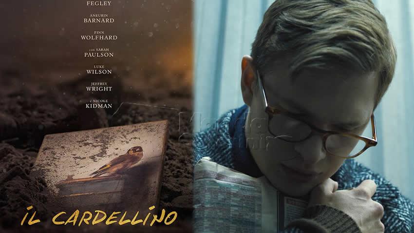 Il Cardellino film Canale 5