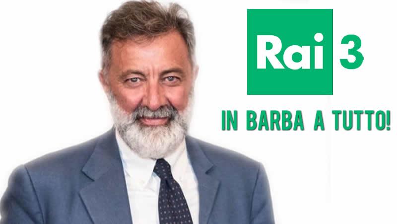 In Barba a Tutto Luca Barbareschi
