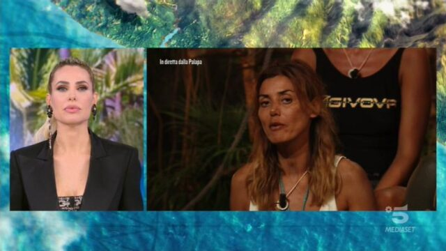 Isola dei Famosi 2021 diretta 1 aprile Daniela Martani