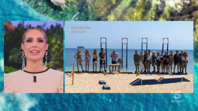 Isola dei Famosi 2021 diretta 26 aprile playa palapa