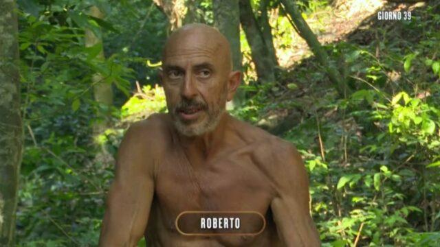 Isola dei famosi 2021 anticipazioni 26 aprile Roberto Ciufoli