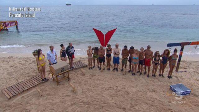 Isola dei famosi 2021 prova ricompensa