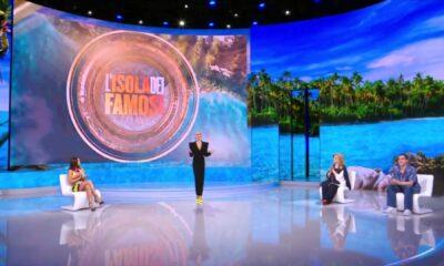 Isola dei famosi anticipazioni 12 aprile Canale 5