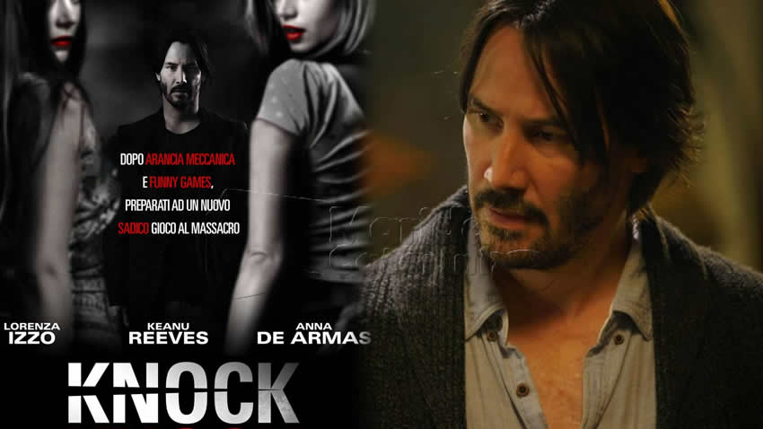 Knock Knock film 20 Mediaset