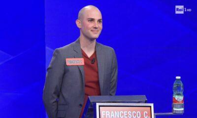 L'Eredità Francesco C campione
