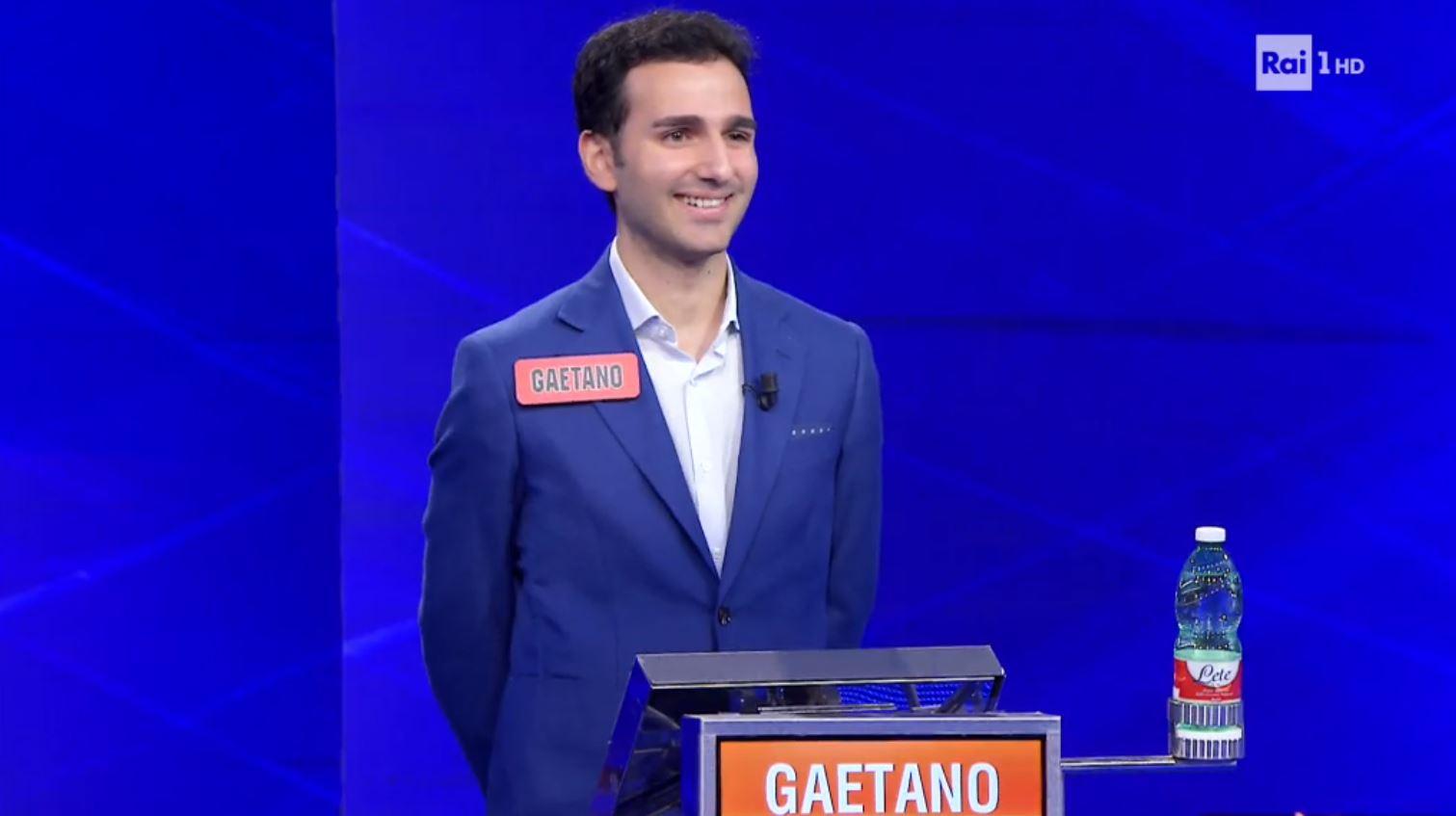 L'Eredità Gaetano campione Foggia