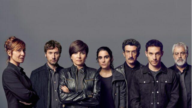 La Unidad serie tv attori