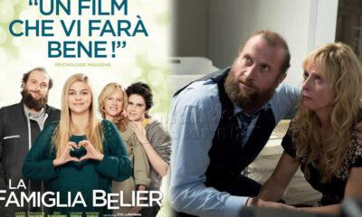 La famiglia Bélier film Rai 3