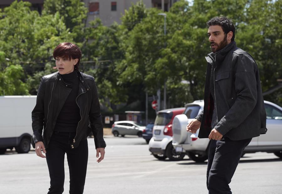 La fuggitiva seconda puntata attori