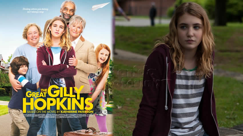 La grande Gilly Hopkins film La5