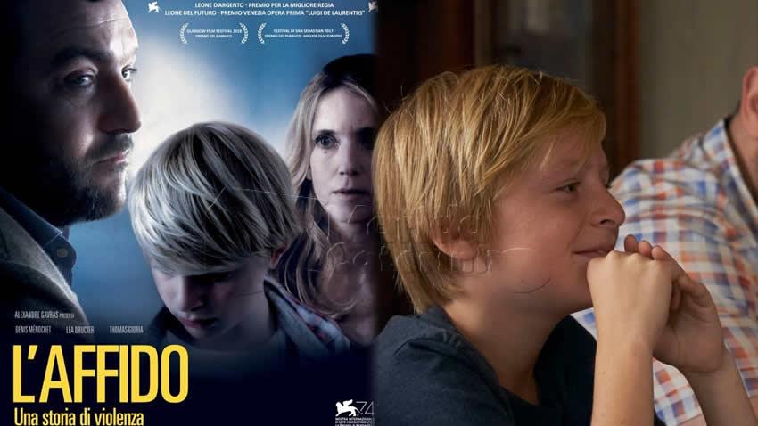L'affido film Rai 5