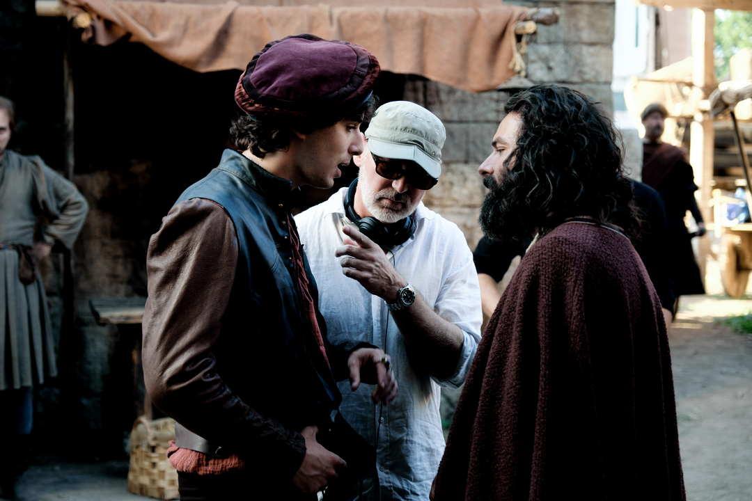 Leonardo terza puntata attori