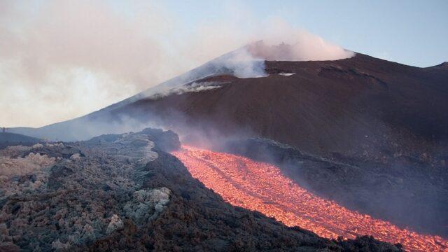 Linea Bianca 24 aprile Etna