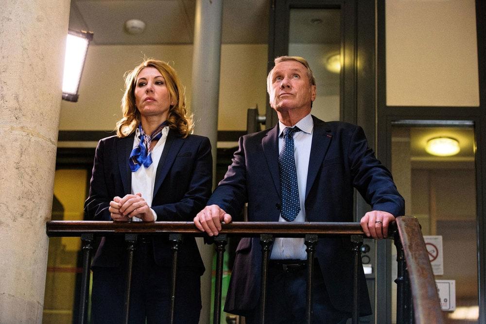 Martine Monteil Caccia al killer film finale