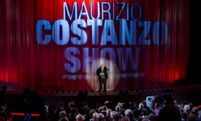 Maurizio Costanzo Show 14 aprile Canale 5
