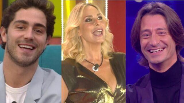 Maurizio Costanzo Show 14 aprile trio Zorzi Orlando Oppini