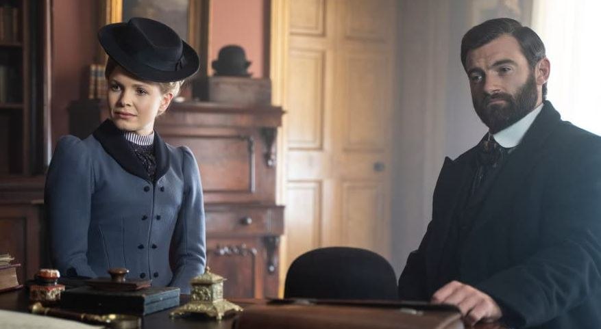 Miss Scarlet and The Duke serie tv finale