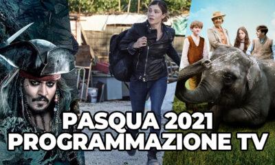 Pasqua 2021 programmazione