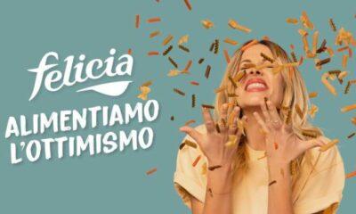 Pasta Felicia Alessia Marcuzzi