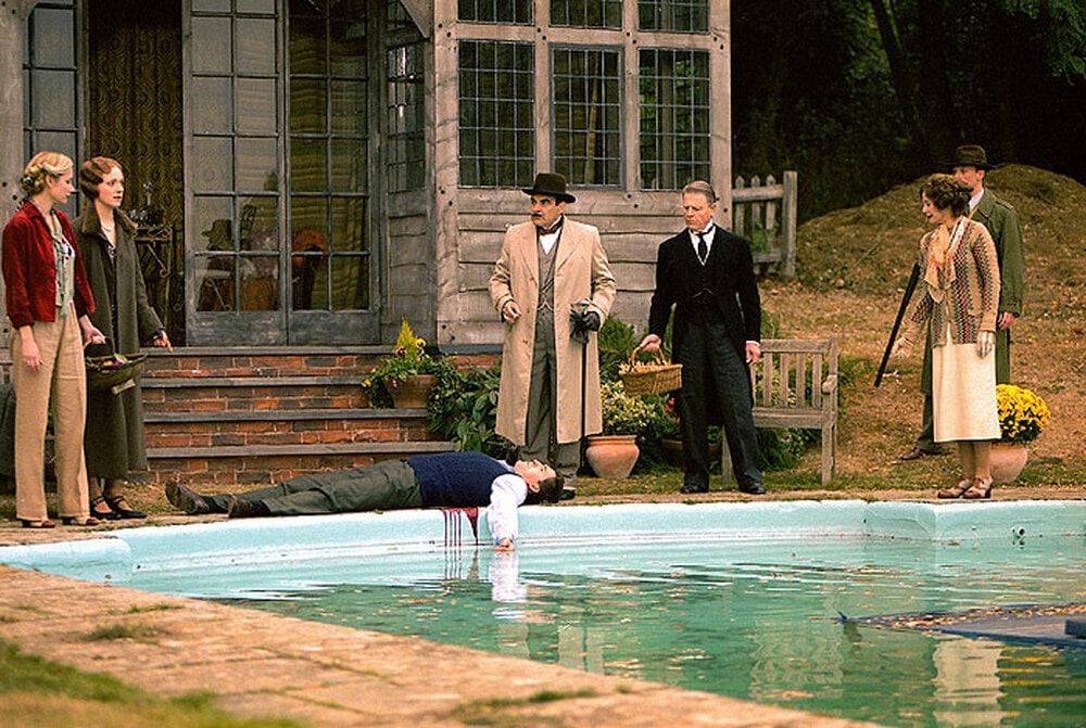 Poirot e la salma film attori