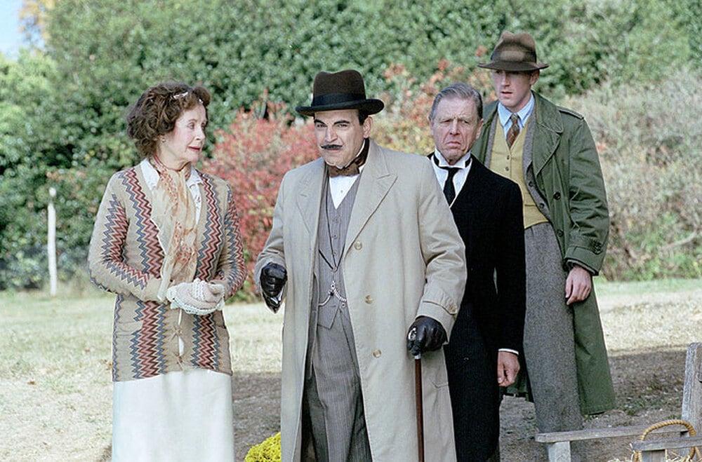 Poirot e la salma film dove è girato