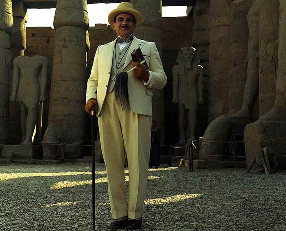 Poirot sul Nilo film attori
