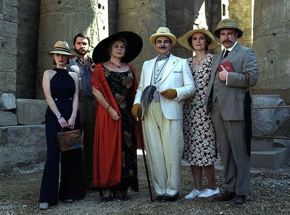Poirot sul Nilo film finale