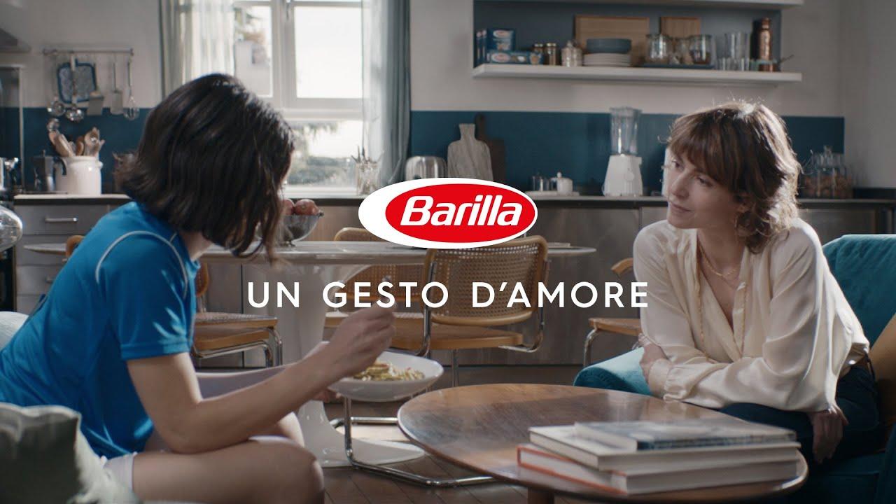 Spot Barilla 2021 Un gesto d amore