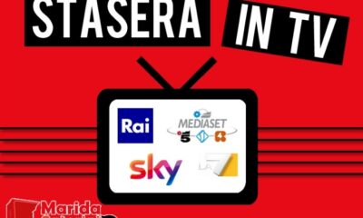 Stasera in tv 10 aprile 2021
