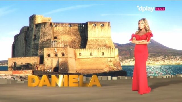 The Real Housewives di Napoli Discovery Daniela