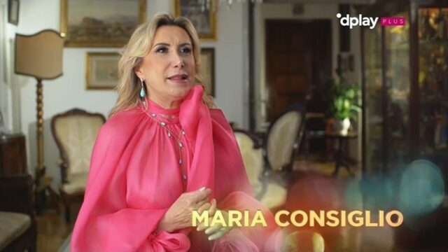 The Real Housewives di Napoli Discovery Maria Consiglio