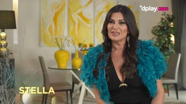 The Real Housewives Discovery Stella