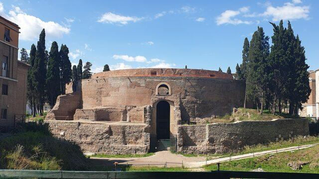 Ulisse il piacere della scoperta 21 aprile mausoleo