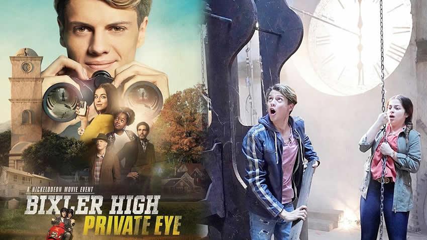 Un detective alla Bixler High film Paramount Network