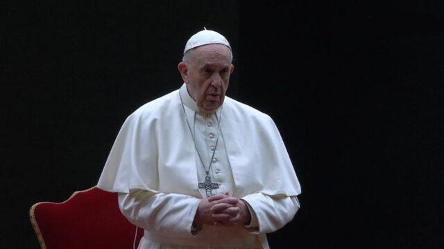 Via Crucis 2021 Santo Padre