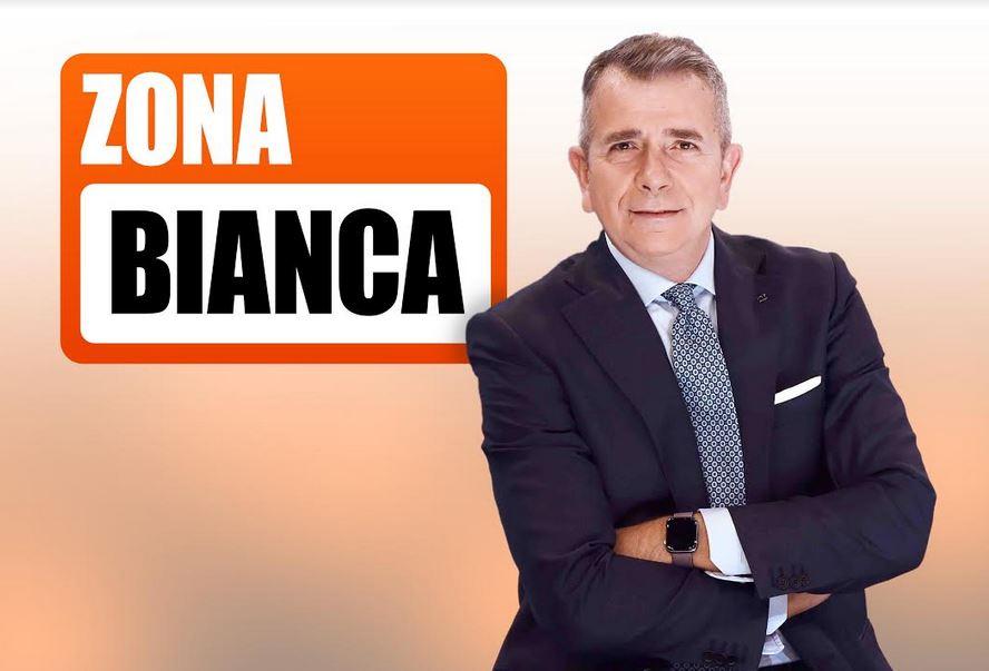 Zona Bianca stasera in tv Rete 4