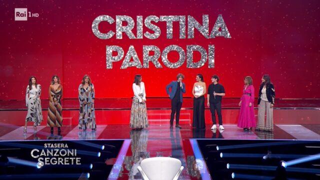 canzone Cristina Parodi