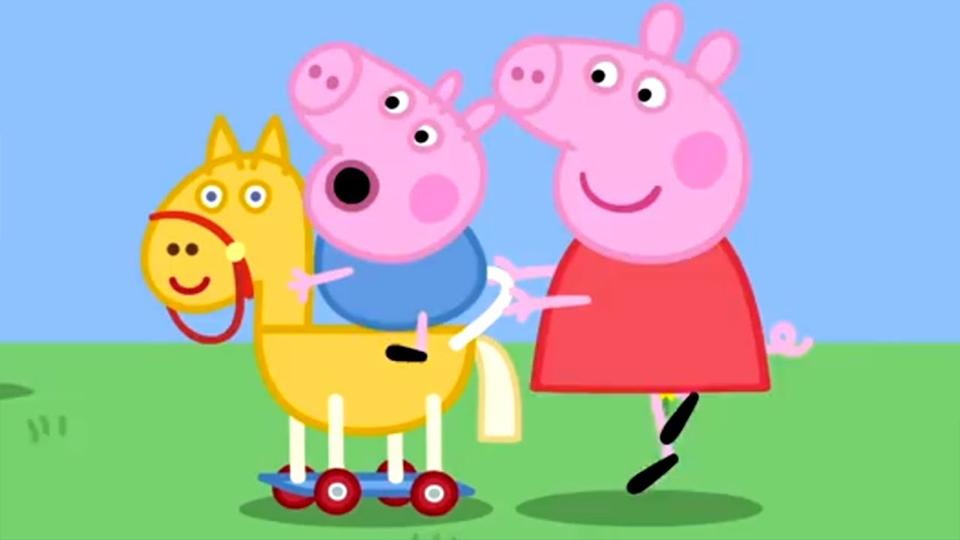 Peppa Pig 9 Rai YoYo
