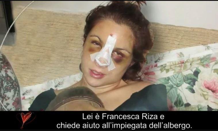Amore Criminale Francesca Riza storia
