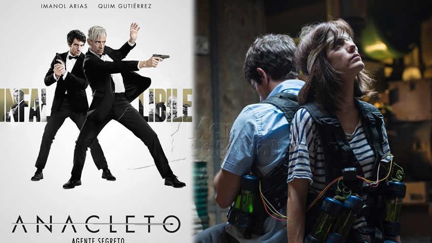 Anacleto Agente segreto film Rai 4