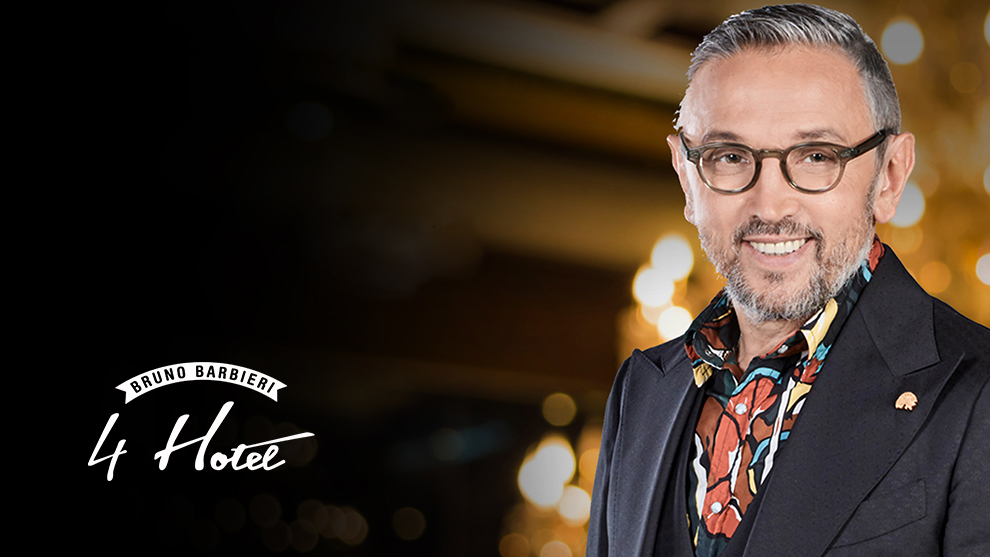 Bruno Barbieri 4 Hotel 2021