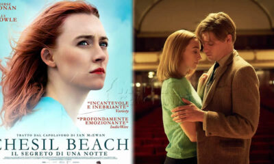 Chesil Beach Il segreto di una notte film Rai Movie