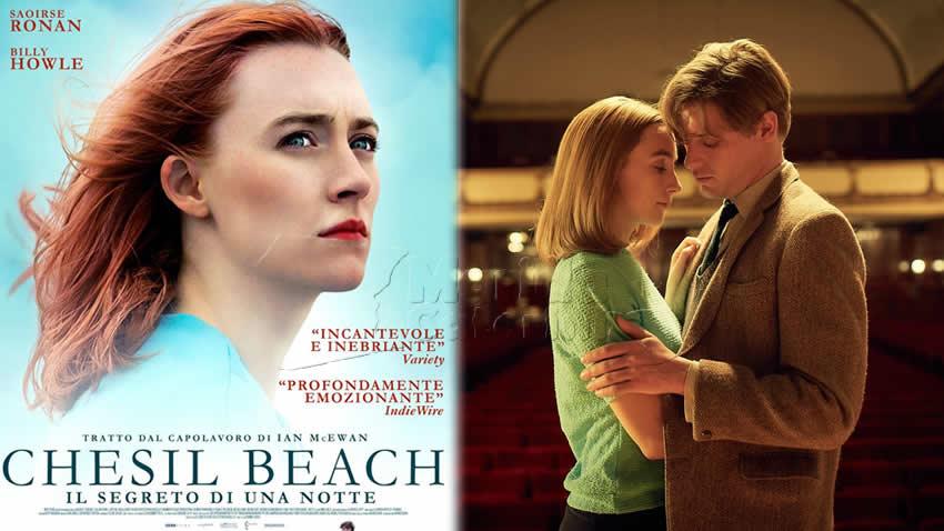 Chesil Beach Il segreto di una notte film Rai Movie