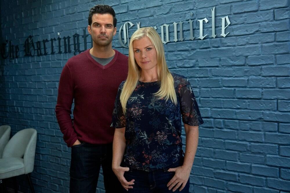 Chronicle Mysteries Legami di famiglia film finale