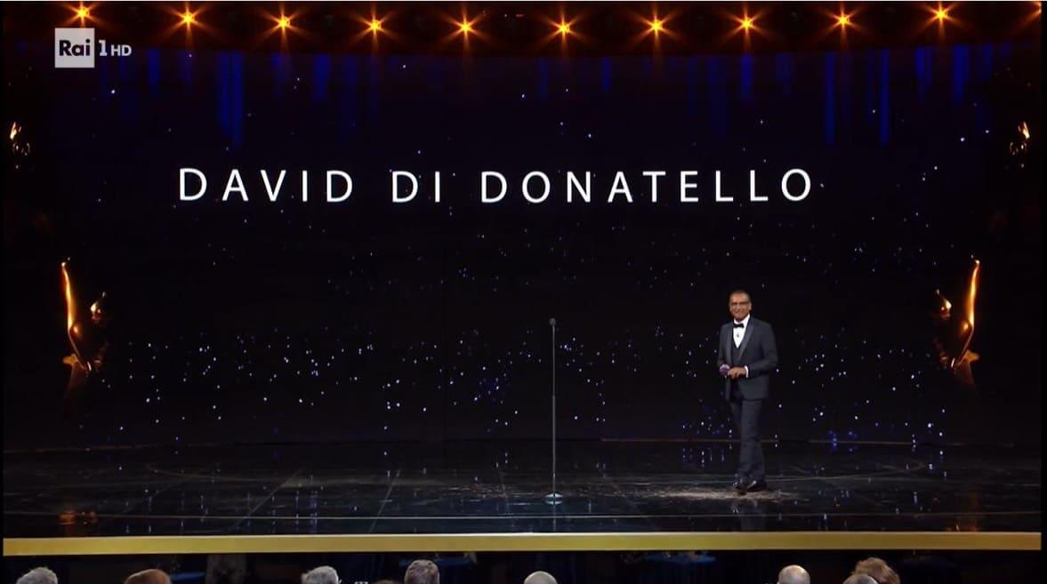 David di Donatello 2021 diretta 11 maggio Rai 1