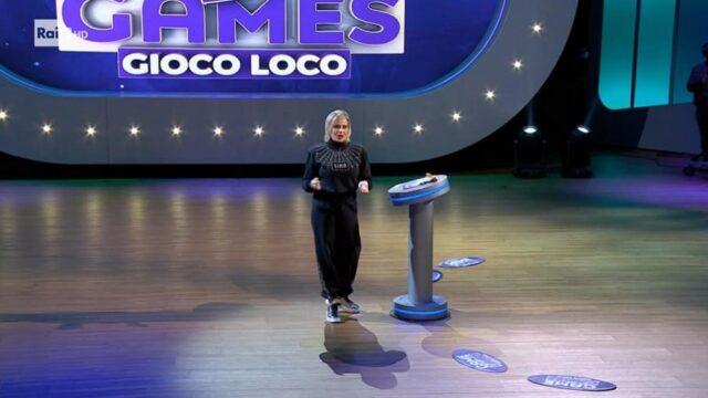 Game of games 25 maggio Simona Ventura